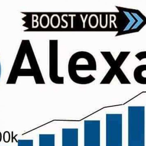 alexa ranking fast