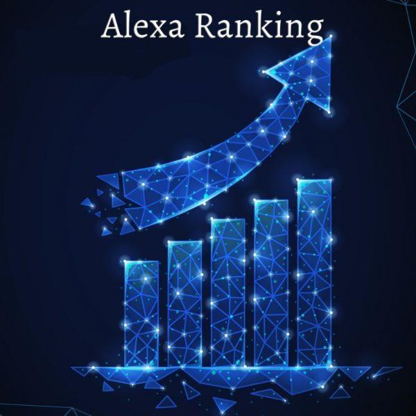 Improve Alexa USA Ranking 500K-700K